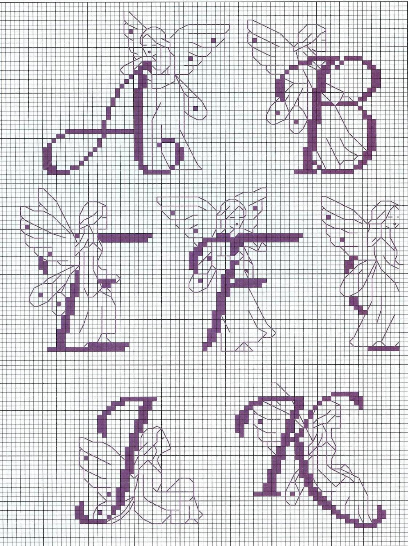 Схемы вышивки крестом печатный крест