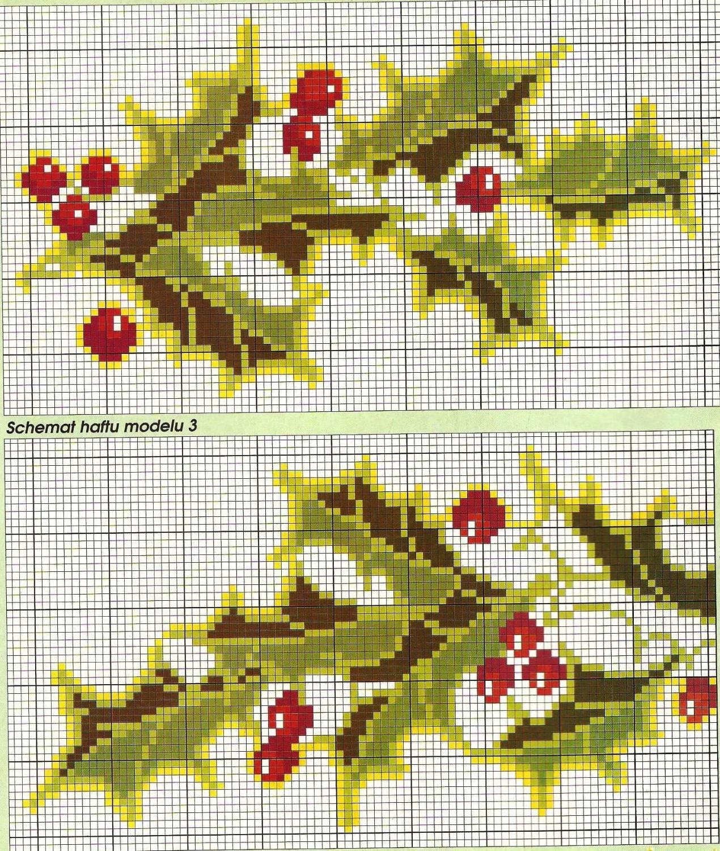 Схемы вышивки «ветка» - Вышивка крестом 73